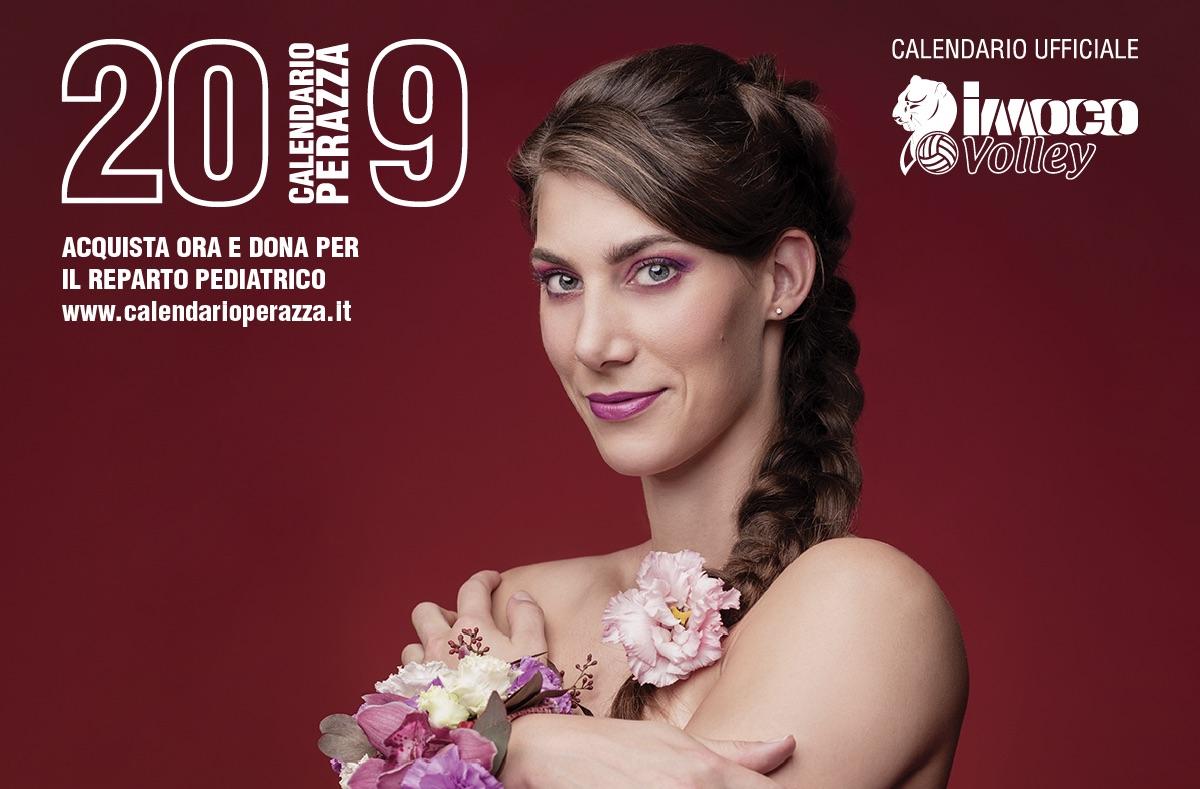 Calendario Playoff Volley.Il Calendario Imoco Volley 2019 Di Studio Perazza Imoco