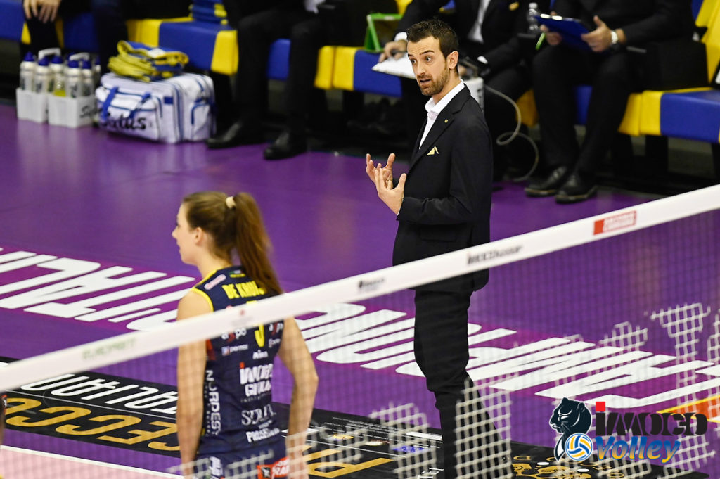 CEV CHAMPIONS LEAGUE: IMOCO VOLLEY DOMANI IN CAMPO A SCHWERIN ALLE 19.00