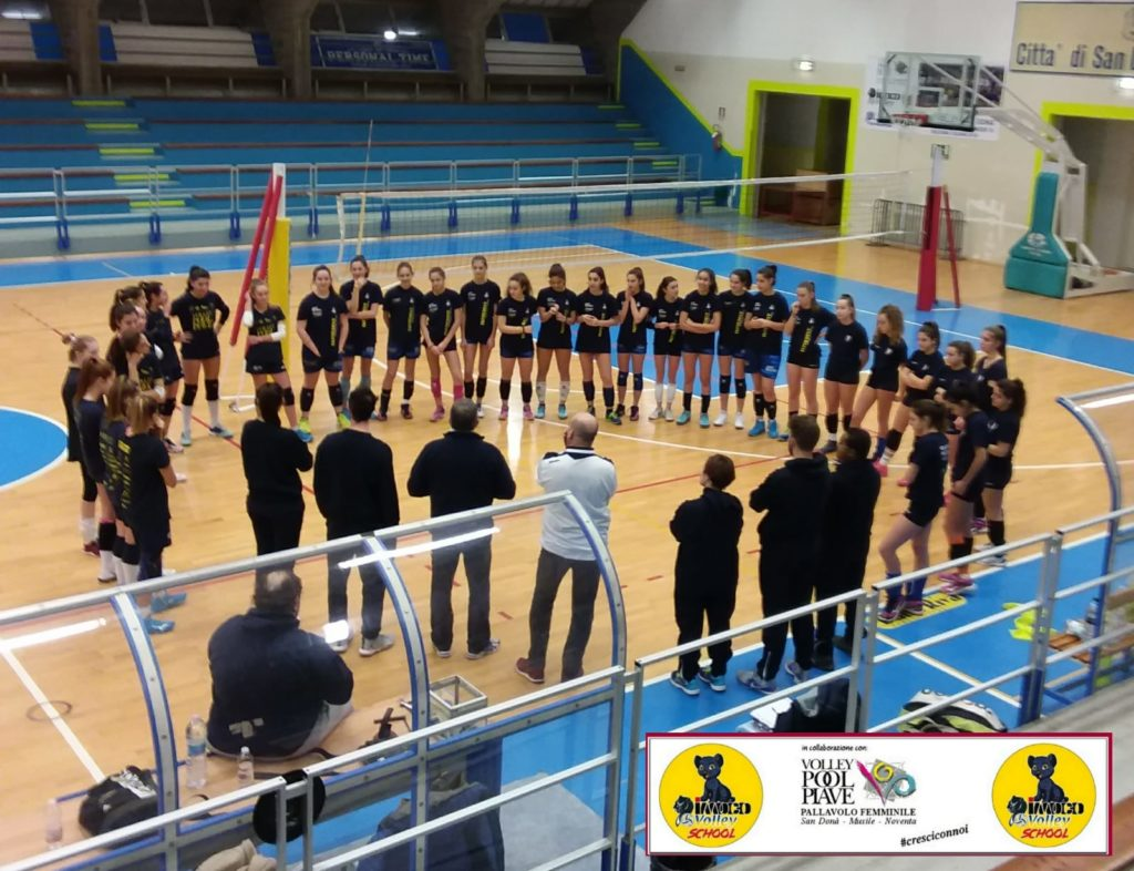 IMOCO VOLLEY SCHOOL, CONCENTRAMENTO U14