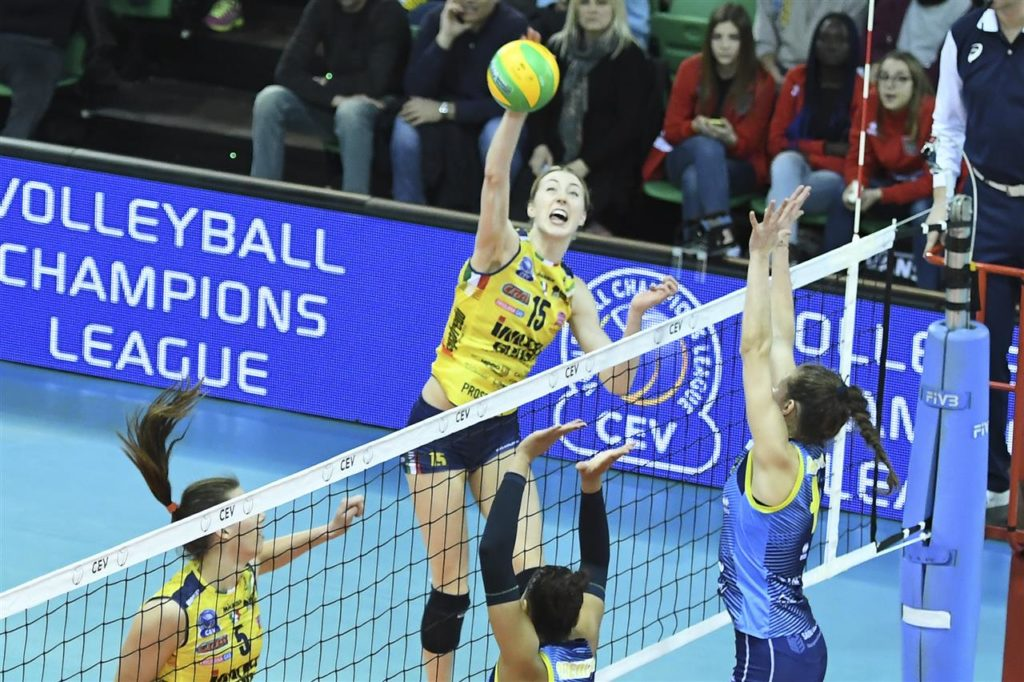 CEV CHAMPIONS LEAGUE IN SALITA: IL TIE BREAK PREMIA SCANDICCI, IMOCO KO A FIRENZE
