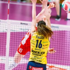 A CUNEO L'IMOCO VINCE 3-0 NELL'ESORDIO DEI PLAY OFF!