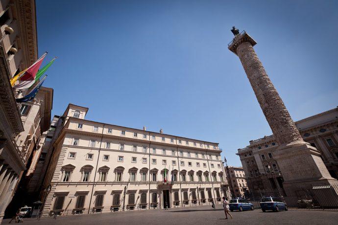 DOMANI IL VOLLEY ITALIANO A PALAZZO CHIGI: OSPITI COACH SANTARELLI E VALE TIROZZI