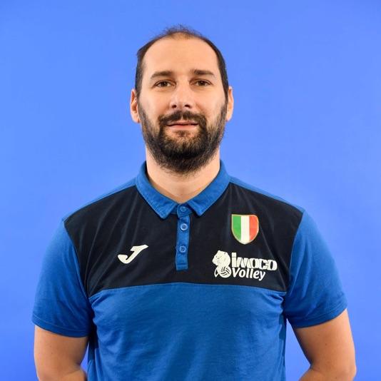 Scout man Tommaso Barbato
