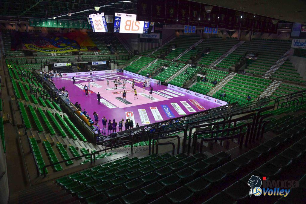 LA FIPAV CHIUDE UFFICIALMENTE LA STAGIONE: Conclusa l'attività sportiva 2019-2020