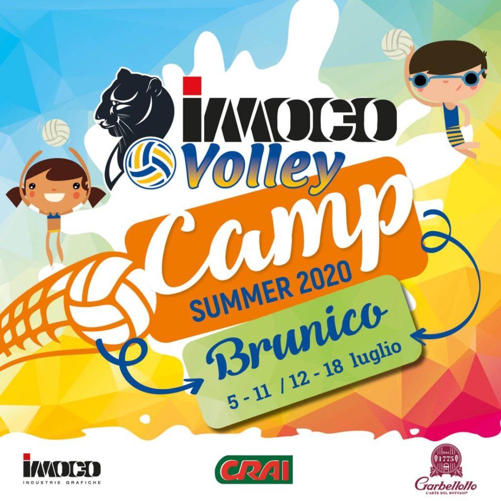 IMOCO VOLLEY SUMMER CAMP – SI AL MASTER CAMP DI BRUNICO IN LUGLIO! ANCORA POSTI LIBERI PER LA SETTIMANA 5/11