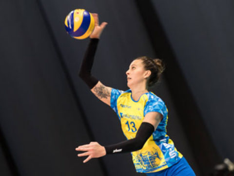 MCKENZIE ADAMS, DALLO SCHWERIN UN MARTELLO TEXANO PER L'IMOCO VOLLEY 2020/21