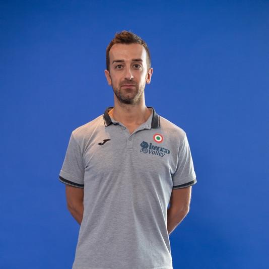 Primo allenatore Daniele Santarelli