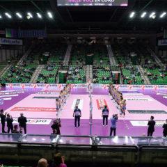 IMOCO-SAUGELLA SABATO AL PALAVERDE (20.30) – LA PREVENDITA BIGLIETTI (700 spettatori) INIZIA OGGI!