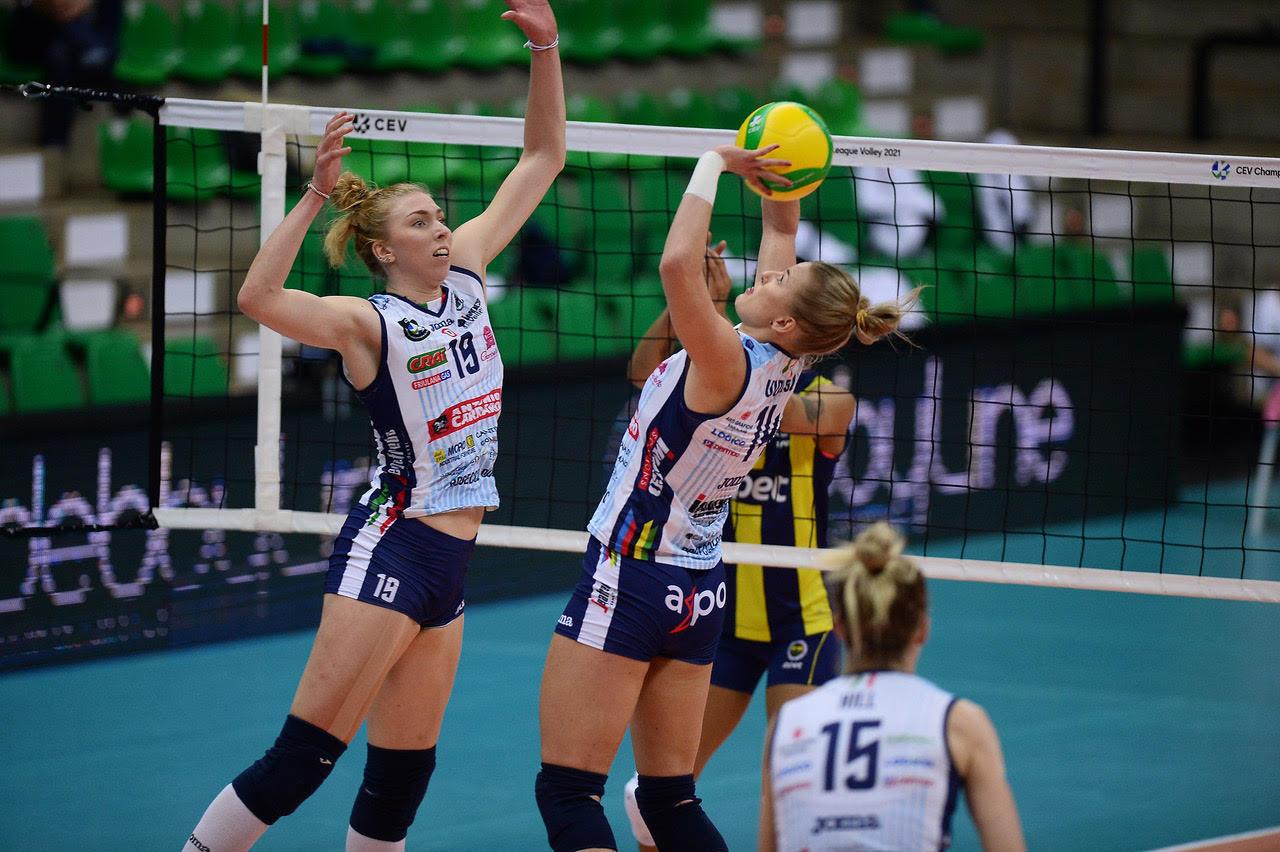 Imoco Volley Conegliano vs Fenerbahce Opet ISTANBUL