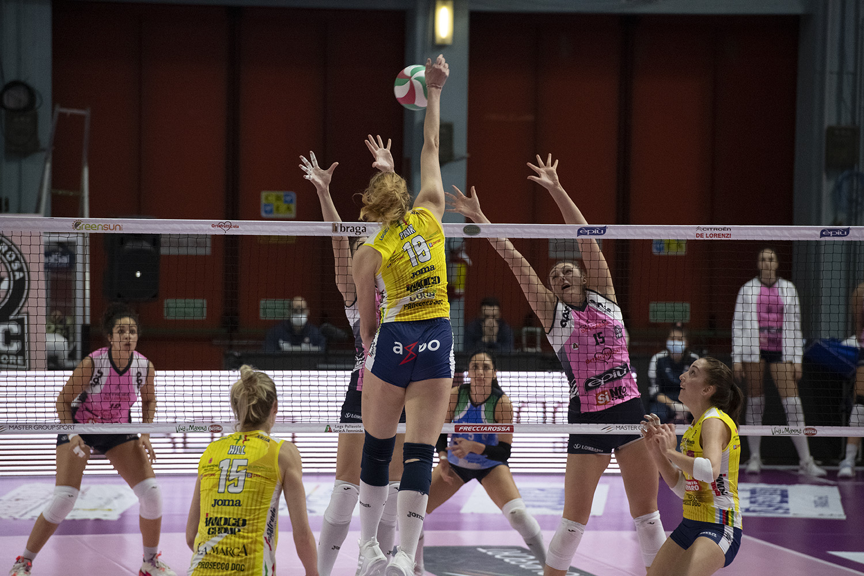 VBC èpiù Casalmaggiore vs Imoco Volley Conegliano