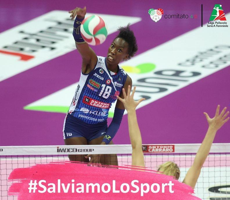 Il Natale più buio dello sport italiano  – Al via la campagna #salviamolosport del Comitato 4.0