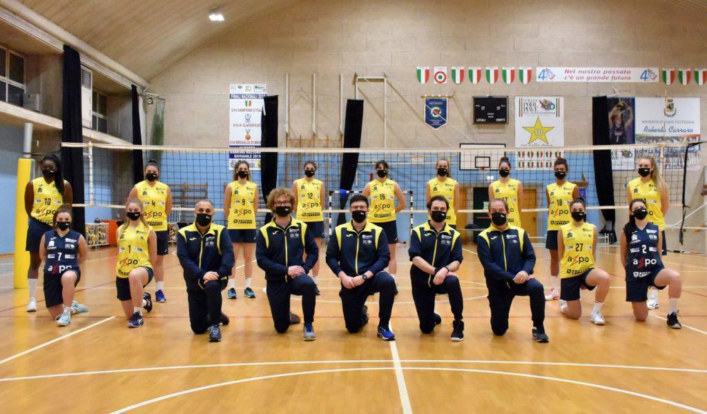 """FINALMENTE AL VIA ANCHE LA B1! Il """" Nuovo Inizio"""" dell'IMOCO Volley San Donà"""