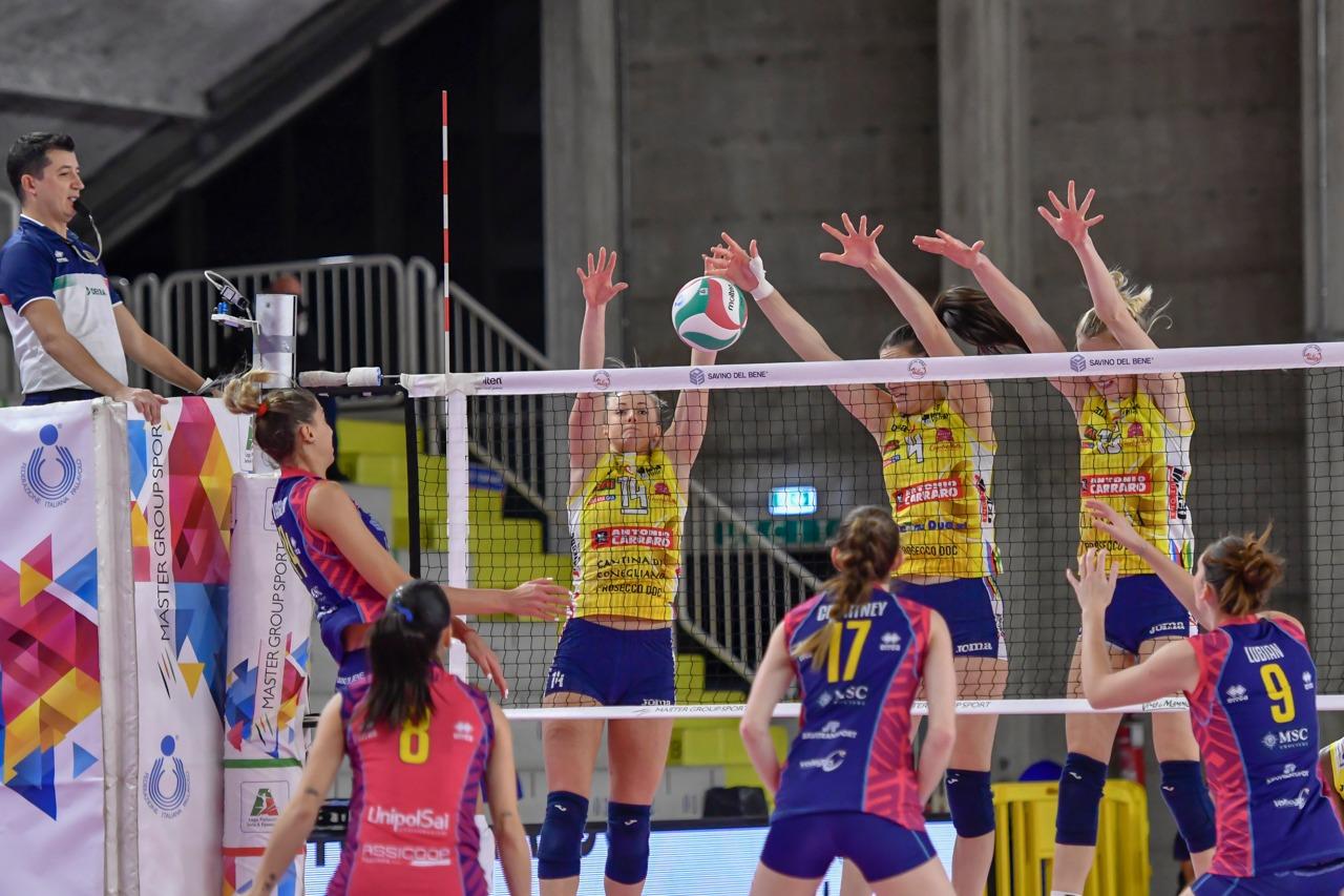 Savino Del Bene Scandicci vs Imoco Volley Conegliano