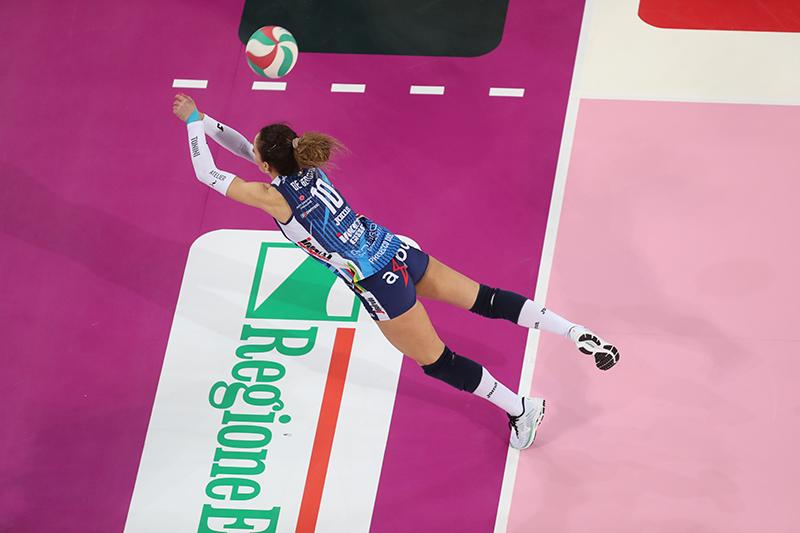 Imoco Volley Conegliano vs Saugella Monza
